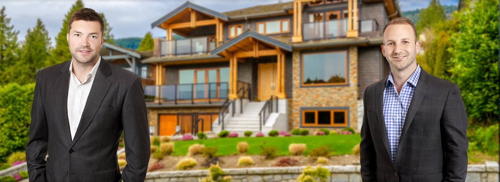 Scott Wallace & Carson Green - Vancouver Real Estate Experts