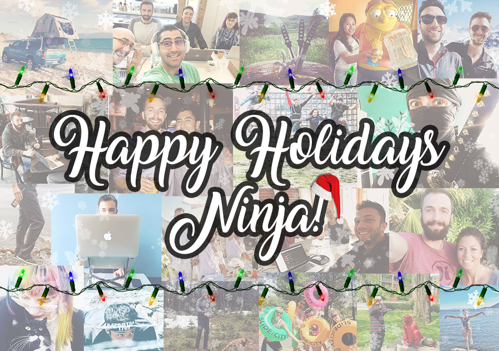 Happy Holidays from RealtyNinja
