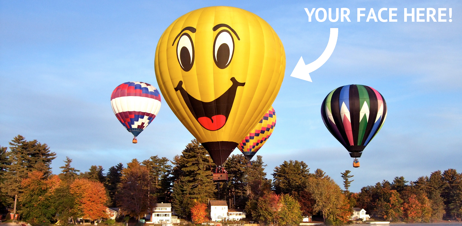 Hot Air Balloon Marketing