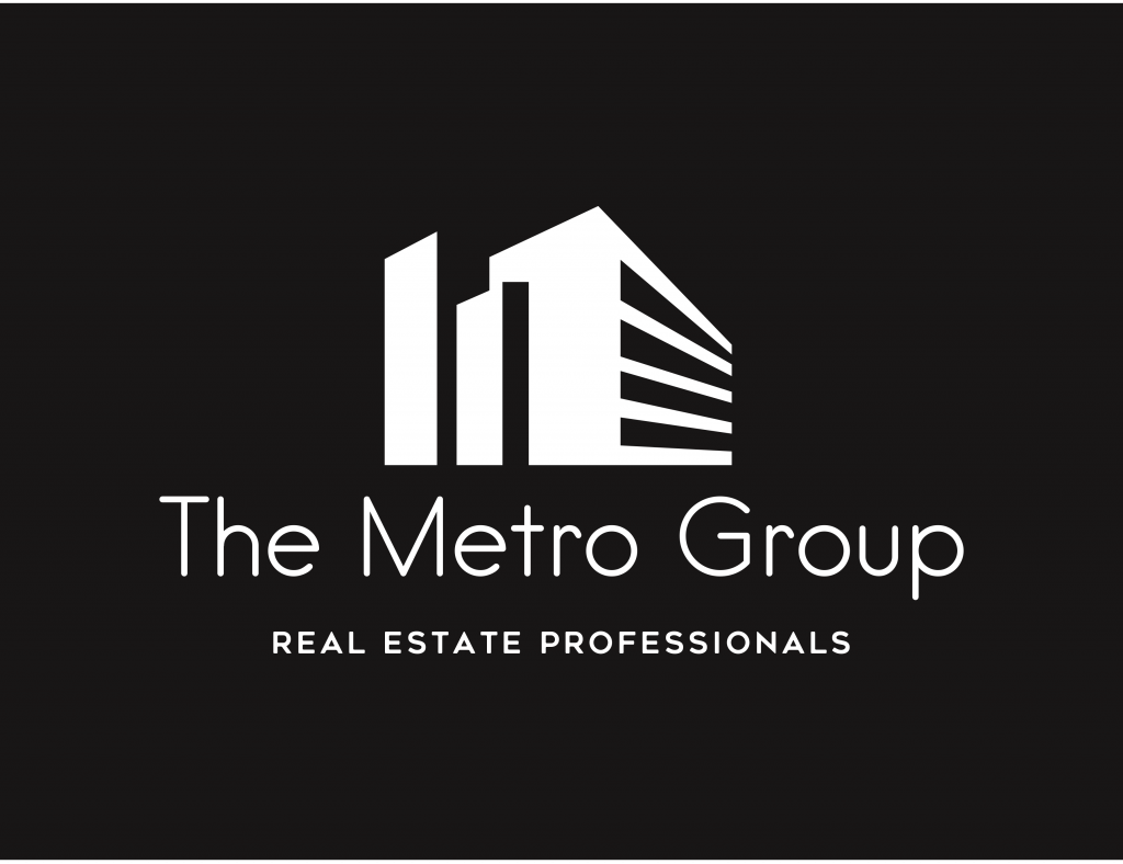 Metro Group Logojoy Real Estate Logo