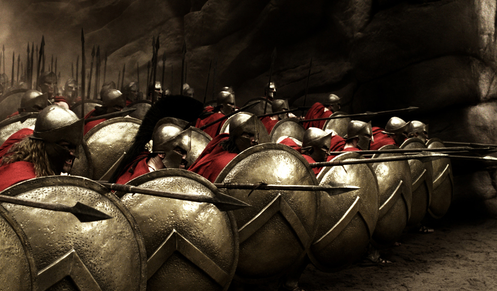 The Greek Phalanx Formation