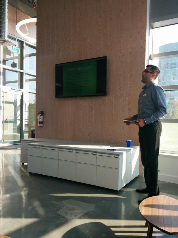 Sepy Bazzazi - Real Estate Marketing Presentation