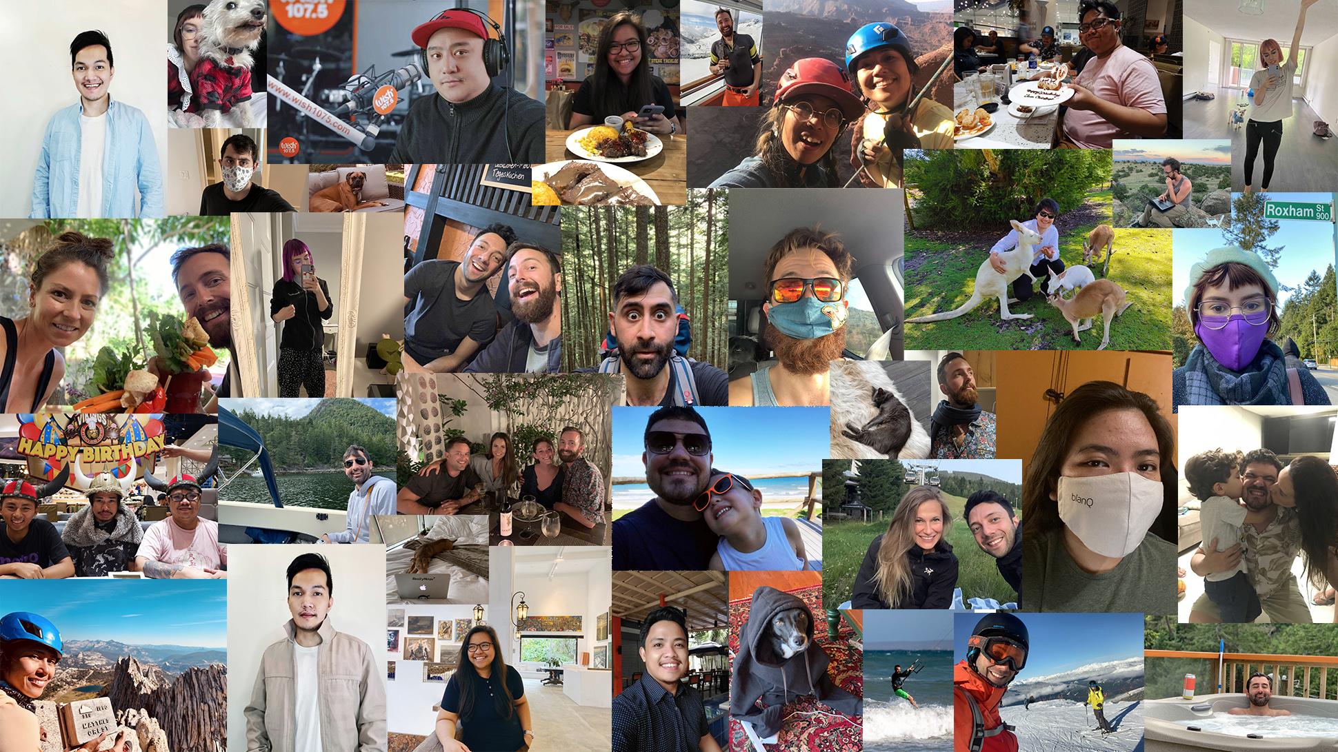 2020 RealtyNinja Team Collage
