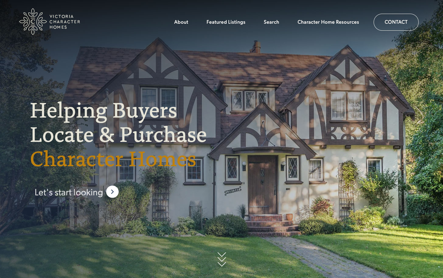 Andrew Hobbs Real Estate Website