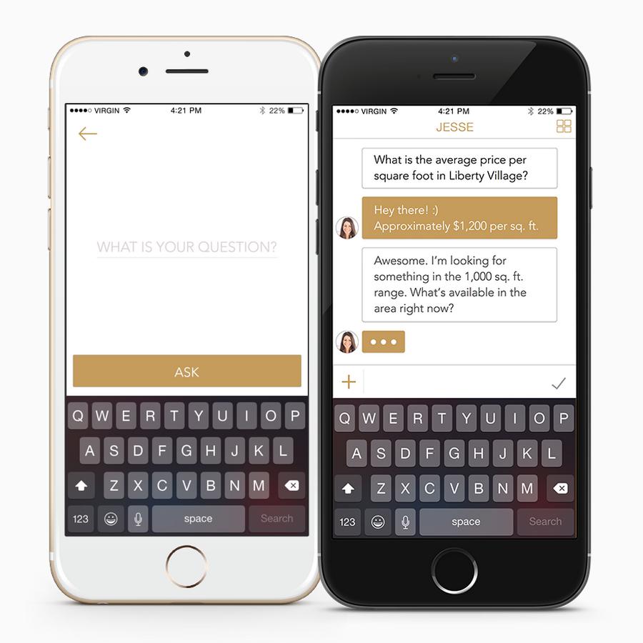 AskAvenue Live Chatbot