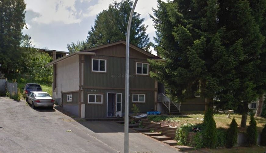 Example of a bad quality real estate listing photo