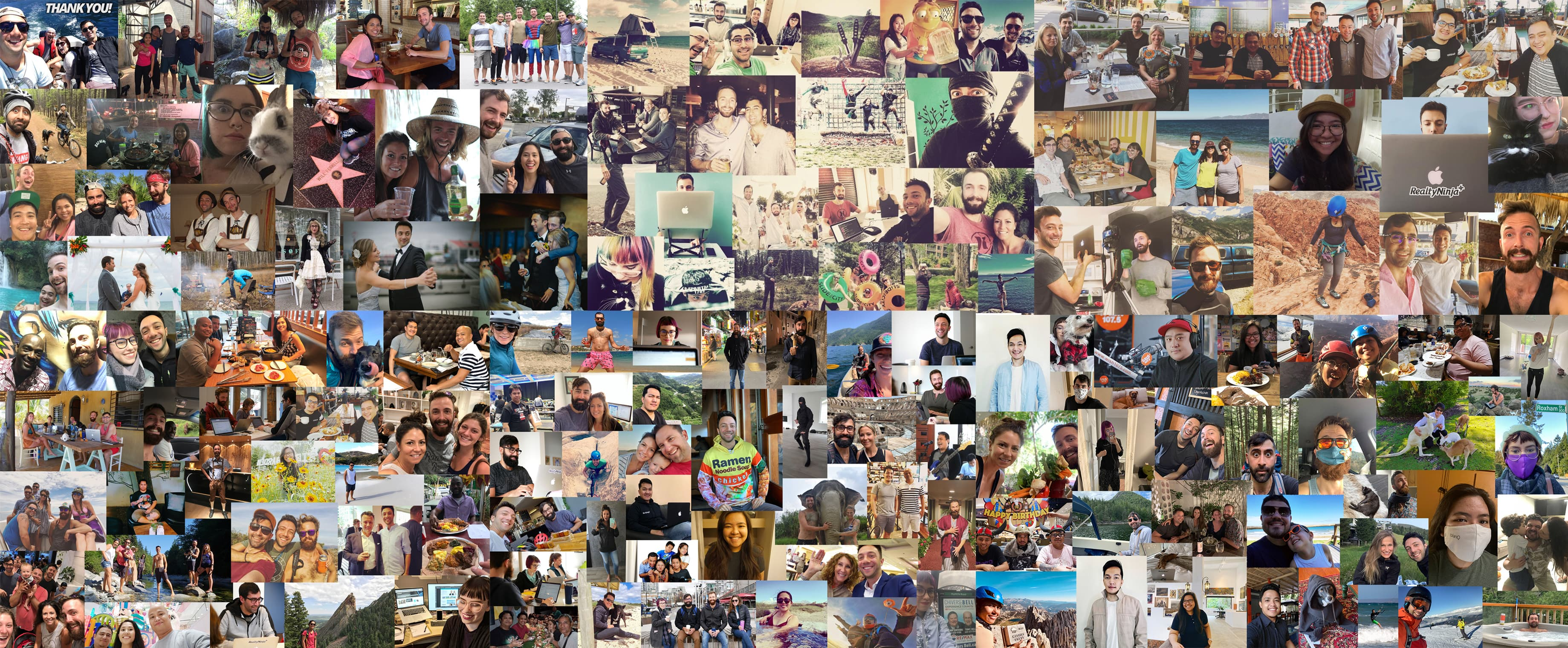 RealtyNinja Collage Inception
