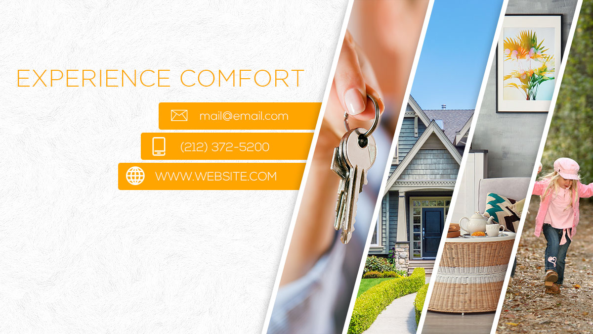 Free Facebook Cover Photo for Real Estate Agents