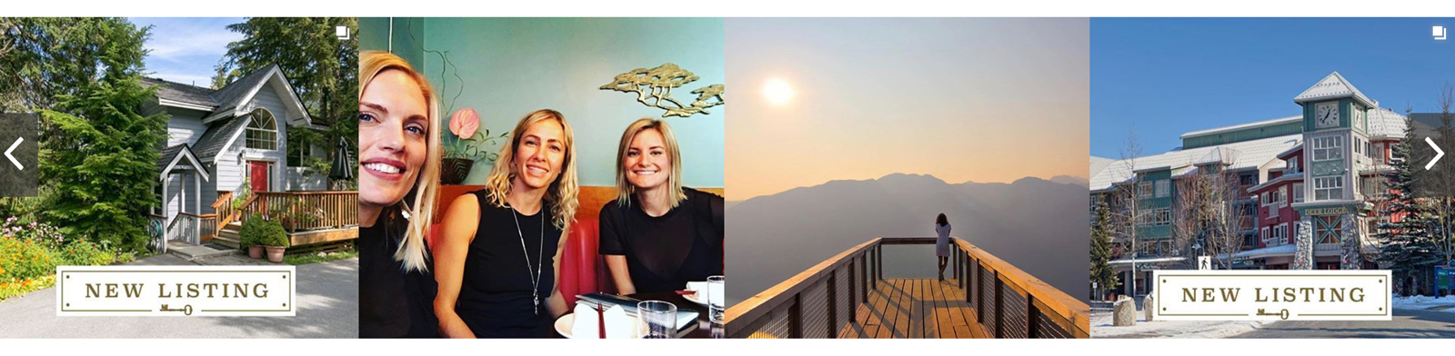 The Sea to Sky Dream Team - Instagram Feed