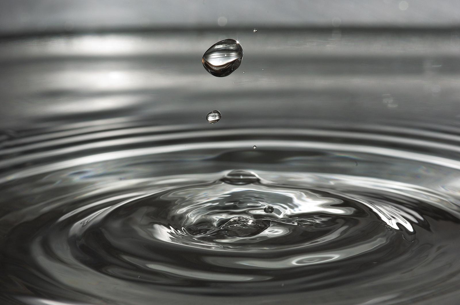 Drip, drip... drop!