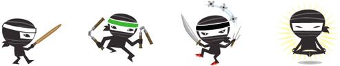 Become an e-mail Ninja