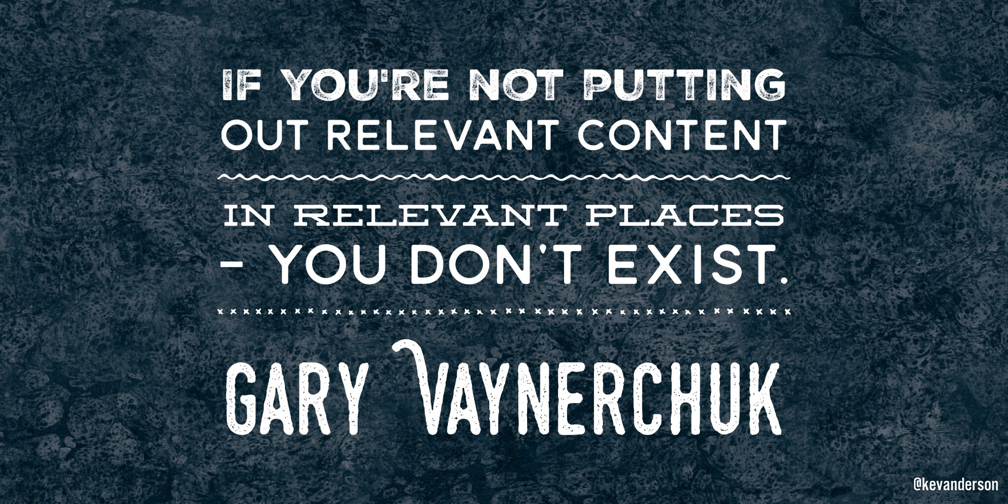 gary vaynerchuk quote about content