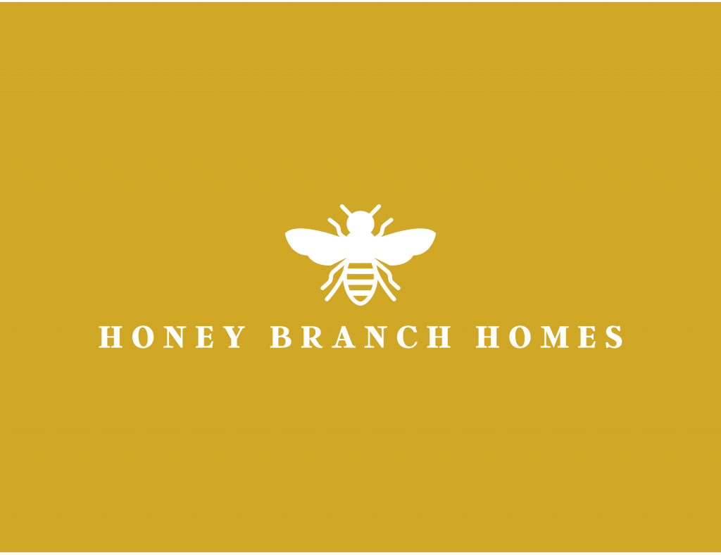 Honey Branch Logojoy Real Estate Logo
