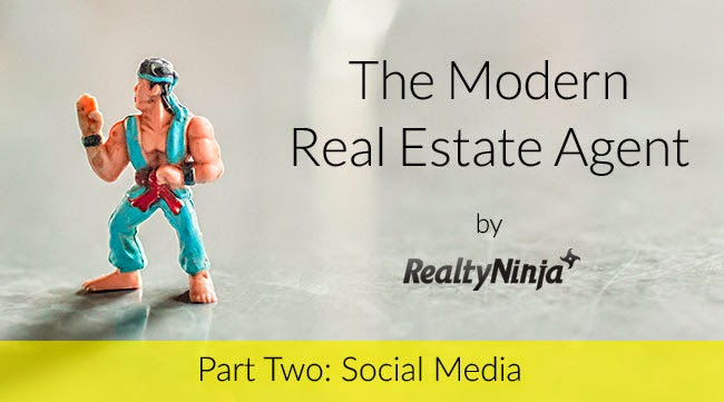 The Modern Real Estate Agent - Social Media