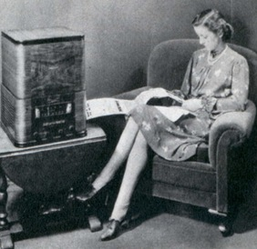 Faxing in 1947
