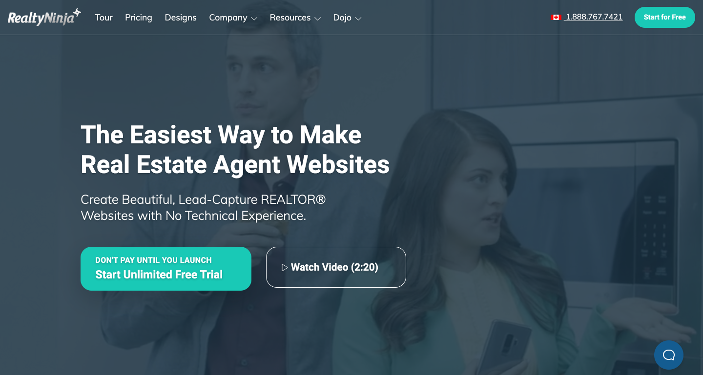 The new and improved realtyninja.com