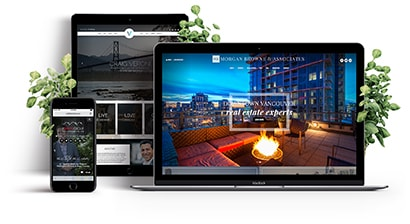 Fully Custom Real Estate Website Theme